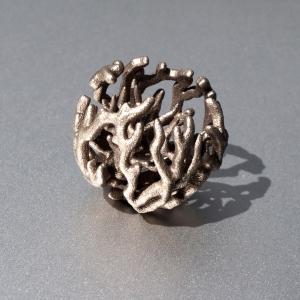 seed bronze 3D printed